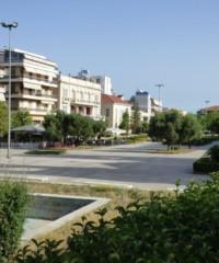 Κεντρική Πλατεία Πύργου «Σάκη Καράγιωργα»