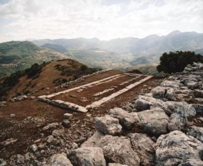 Αρχαιολογικός χώρος Αλίφειρας