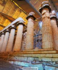 Αρχαιολογικός Ναός Επικούριου Απόλλωνα
