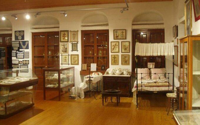 Λαογραφικό Μουσείο Ανδρίτσαινας