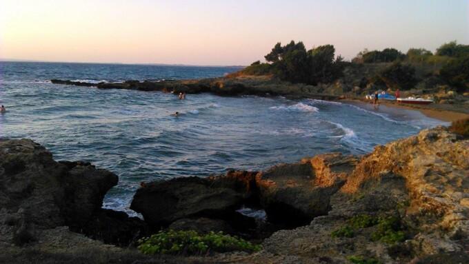 Παραλία Μπούκας Κορακοχωρίου