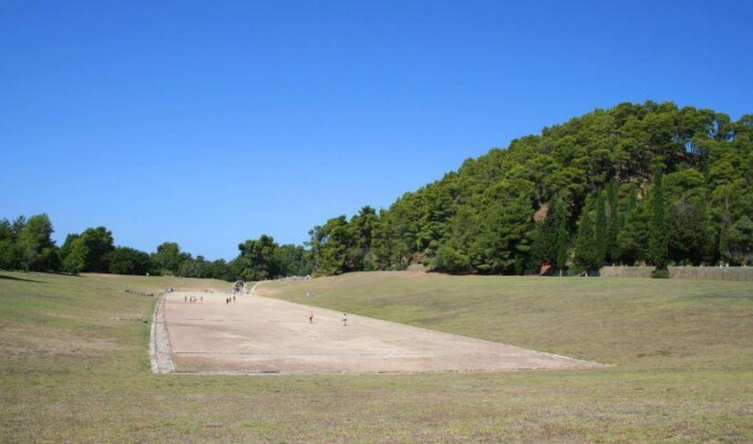 Αρχαιολογικός Χώρος Ολυμπίας